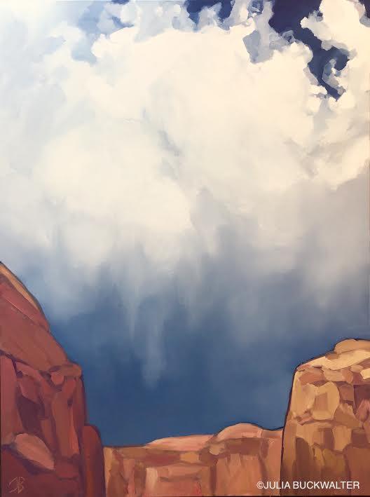 Julia Buckwalter Canyon Virga