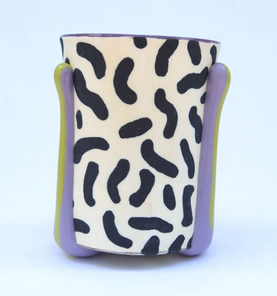 Aaron Rotchadl -Black White Cup