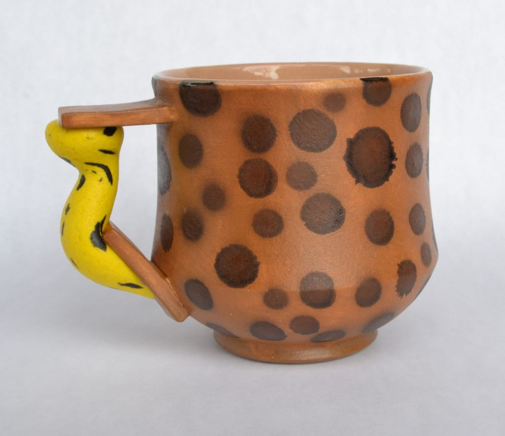 Aaron Rotchadl - Brown Mug