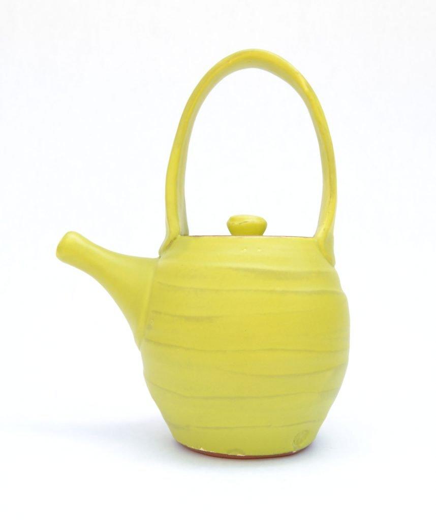 Aaron Rotchadl - Green Teapot