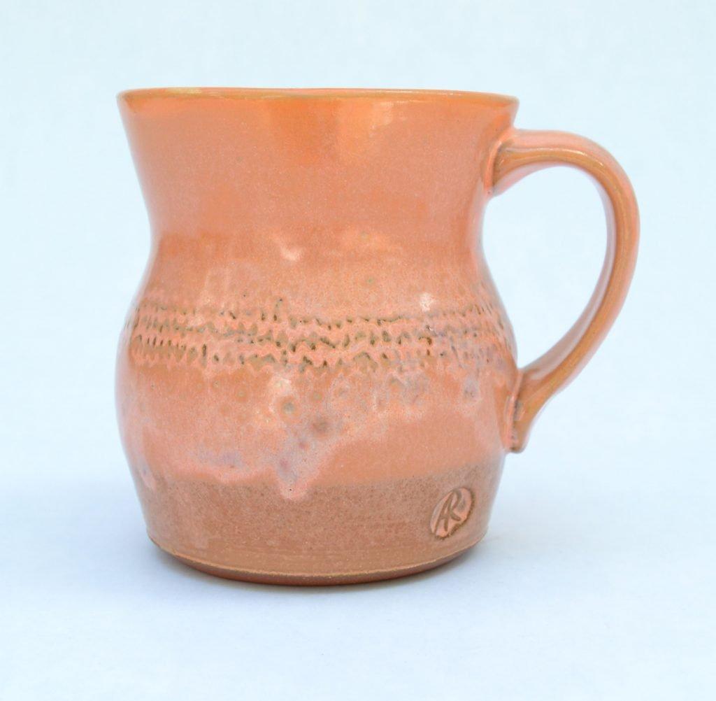 Aaron Rotchadl - Pink Texture Mug