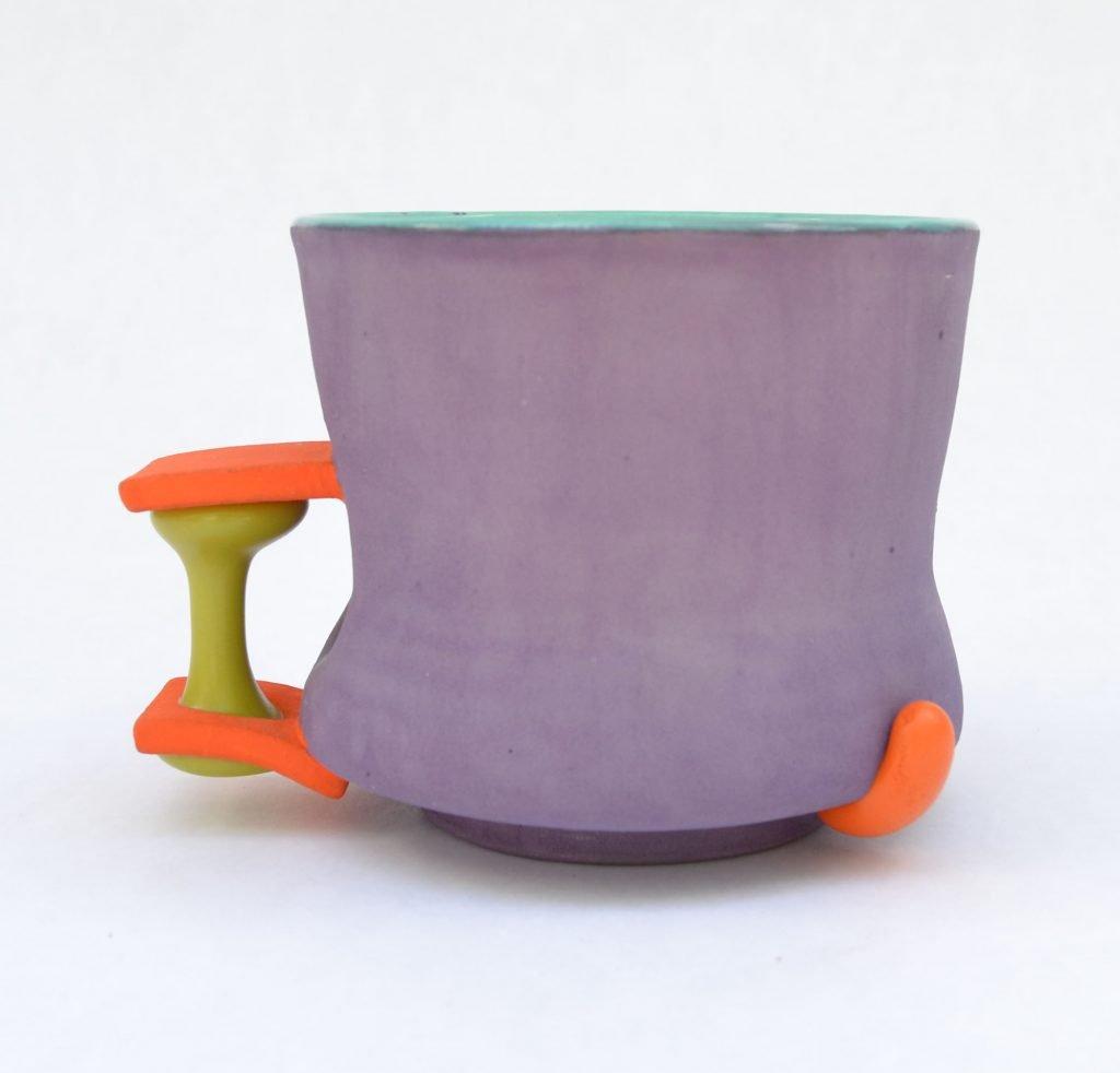 Aaron Rotchadl - Purple Mug