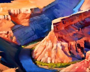 Antonio Savarese - Canyonlands 8x10