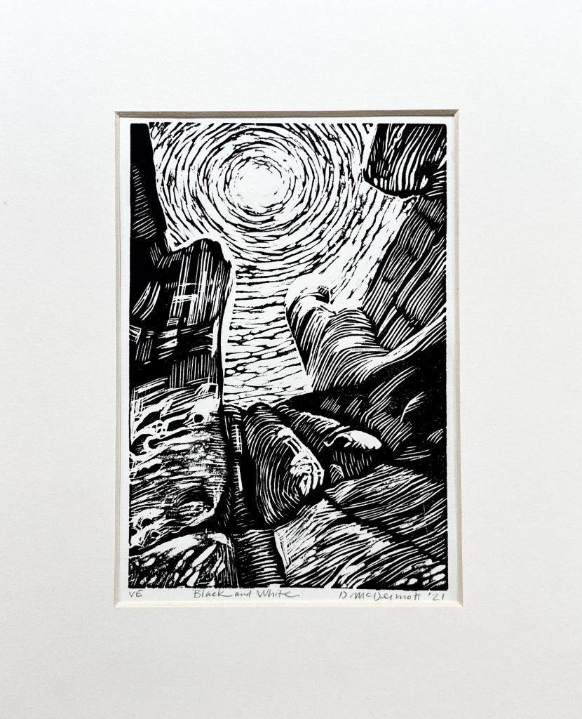 Black and White by Deborah McDermott