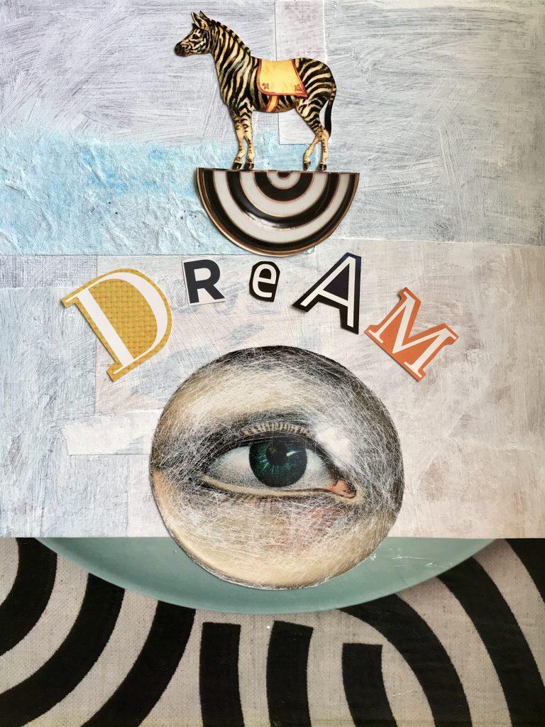 Christina Minasian - Zebra Dream
