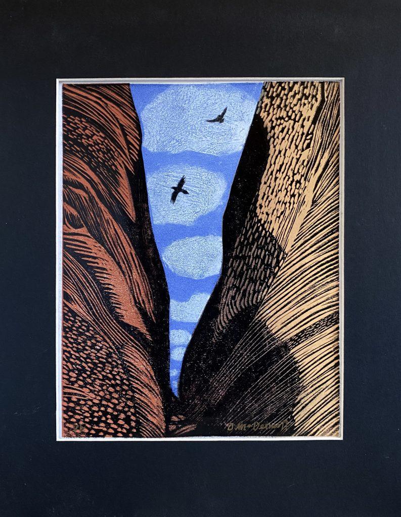Flight by Deborah McDermott