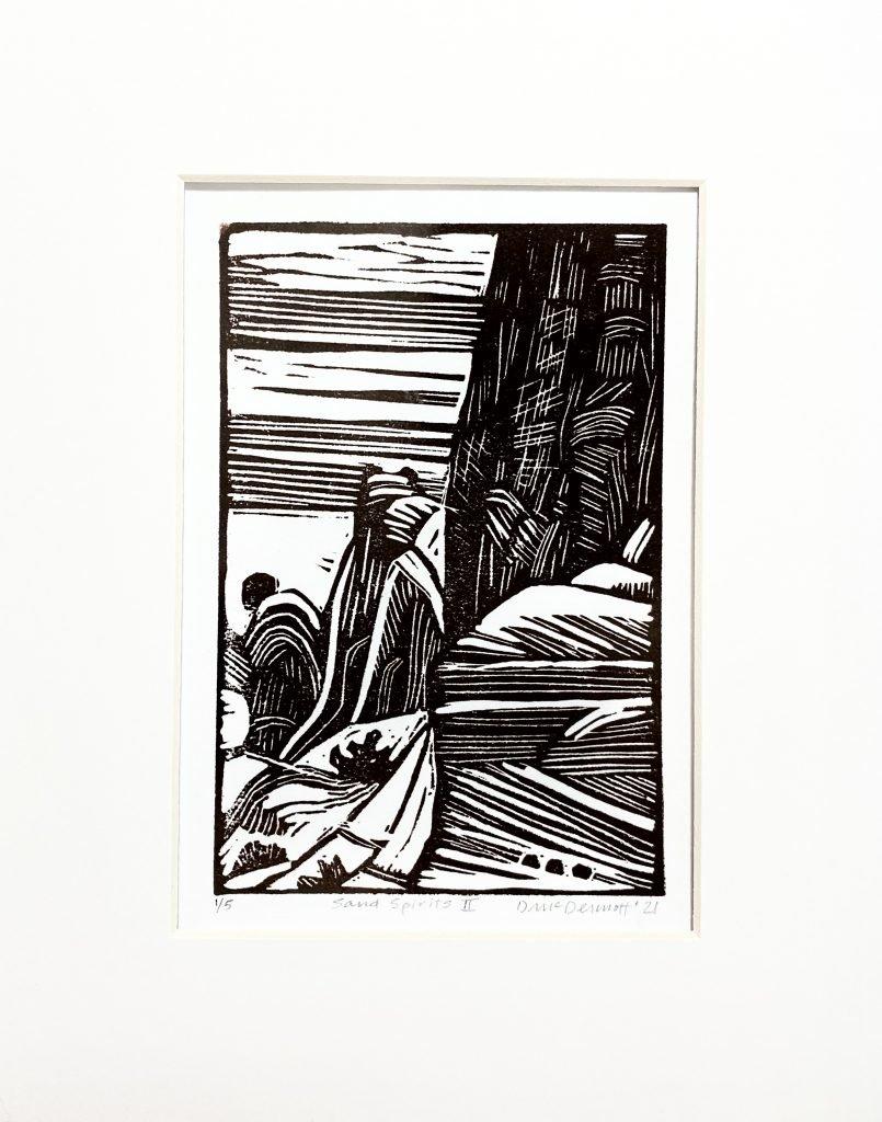 Sand Spirits II by Deborah McDermott
